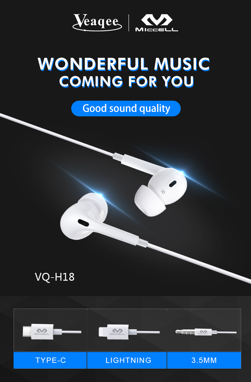 Earphones wired headphone in-ear for iphone type c 3.5mm H18 (1).jpg