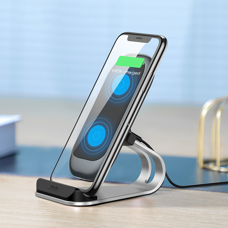 2020 wireless mobile phone charger holder fast charging W28