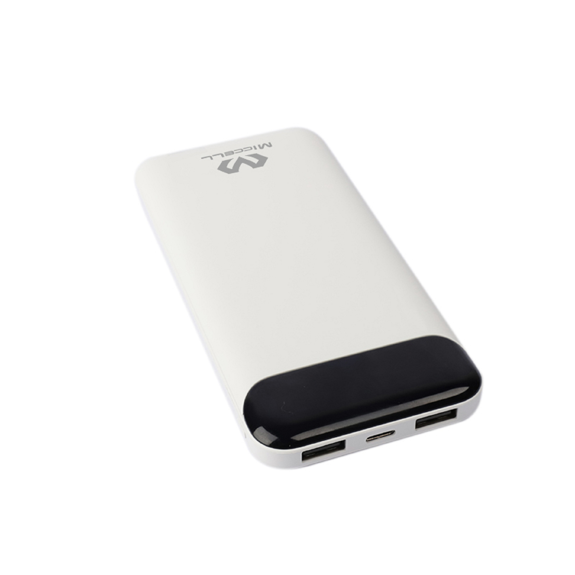 Mobile charger power bank portable 10000mah dual usb port
