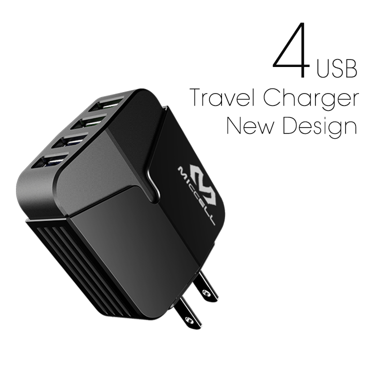 4 ports usb mibile charger(VQ-T04U (4.4A))