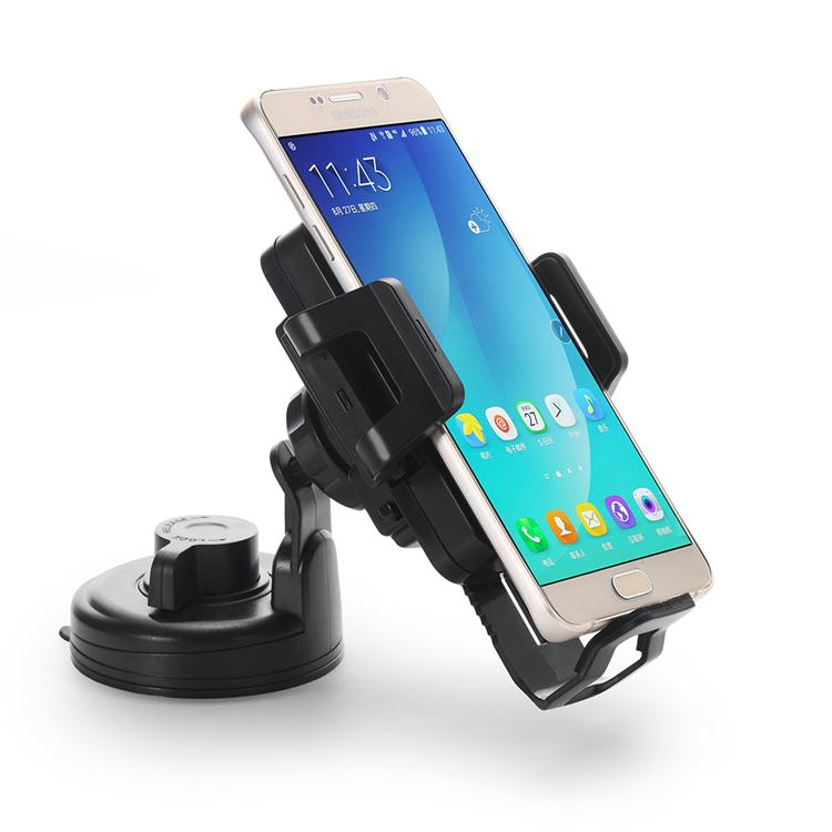 Fast QI Wireless Car Mount Charger (VQ-W16)