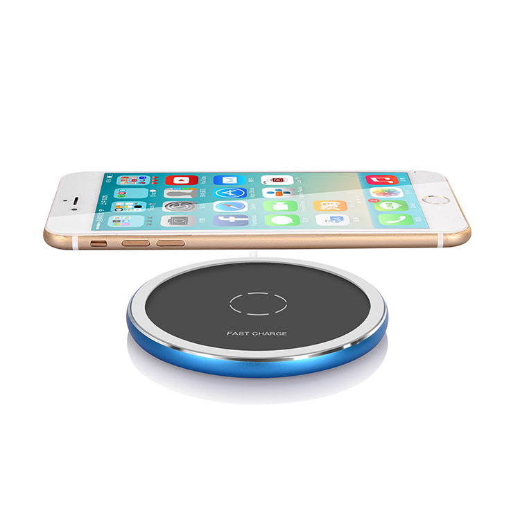 Fast QI Wireless Charger Pad (VQ-W18)
